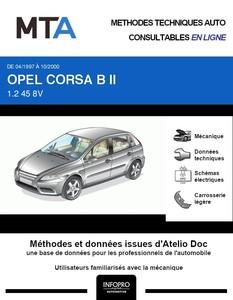 MTA Opel Corsa B break phase 2