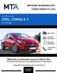 MTA Opel Corsa E 3 portes