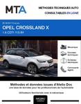 MTA Opel Crossland X