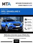 MTA Opel Grandland X