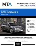 MTA Opel Insignia I 5p phase 1