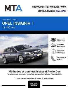 MTA Opel Insignia I break phase 1