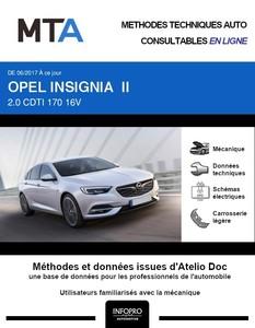 MTA Opel Insignia II 5p