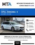 MTA Opel Insignia II break
