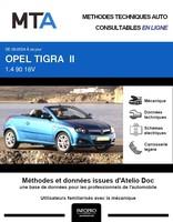 MTA Opel Tigra B cabriolet