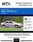 MTA Opel Vectra A 5p phase 1