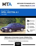 MTA Opel Vectra A berline phase 2