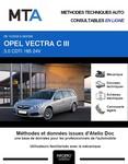 MTA Opel Vectra III break phase 2