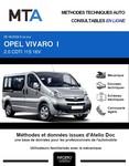 MTA Opel Vivaro A bus phase 2