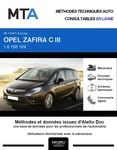 MTA Opel Zafira Tourer phase 1