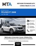 MTA Peugeot 2008 I phase 2