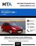 MTA Peugeot 206+ 3 portes