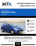 MTA Peugeot 206+ 5p