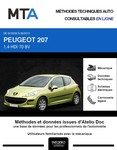 MTA Peugeot 207 3 portes