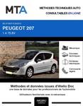 MTA Peugeot 207 break