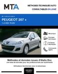 MTA Peugeot 207 plus 5 portes