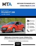 MTA Peugeot 208 I 3p phase 2