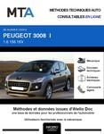 MTA Peugeot 3008 I phase 1