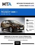 MTA Peugeot 3008 I phase 2