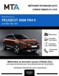 MTA Peugeot 3008 II