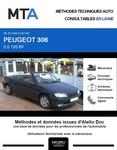 MTA Peugeot 306 cabriolet phase 1