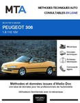 MTA Peugeot 306 cabriolet phase 2