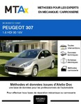 MTA Peugeot 307  berline phase 2