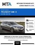 MTA Peugeot 308 II SW phase 1