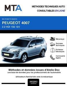 MTA Peugeot 4007