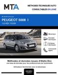 MTA Peugeot 5008 I phase 2
