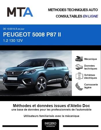 MTA Peugeot 5008 II