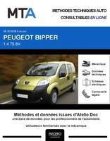 MTA Peugeot Bipper 5p