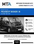 MTA Peugeot Boxer III combi phase 2