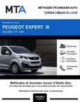 MTA Peugeot Expert III fourgon 3p