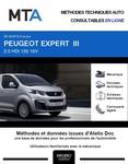 MTA Peugeot Expert III fourgon 4p