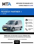 MTA Peugeot Partner I Fourgon 3 portes phase 2