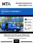 MTA Peugeot Partner I Fourgon 4 portes phase 2