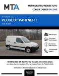 MTA Peugeot Partner I Fourgon 5 portes phase 2