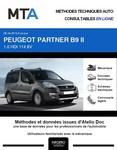 MTA Peugeot Partner II 4 portes phase 3