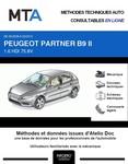 MTA Peugeot Partner II 4p phase 1