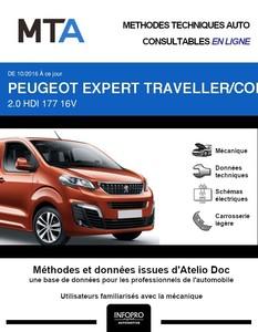 MTA Peugeot Traveller 4p
