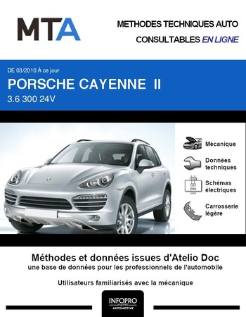 MTA Porsche Cayenne II phase 1