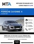 MTA Porsche Cayenne II phase 2