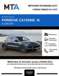 MTA Porsche Cayenne III