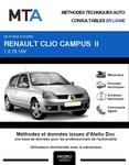 MTA Renault Clio II Campus 3 portes
