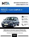 MTA Renault Clio II Campus 5 portes