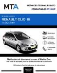 MTA Renault Clio III break phase 2 5 portes