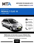 MTA Renault Clio III break phase 2