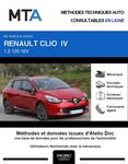 MTA Renault Clio IV break phase 1 5 portes