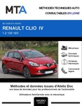 MTA Renault Clio IV break phase 1